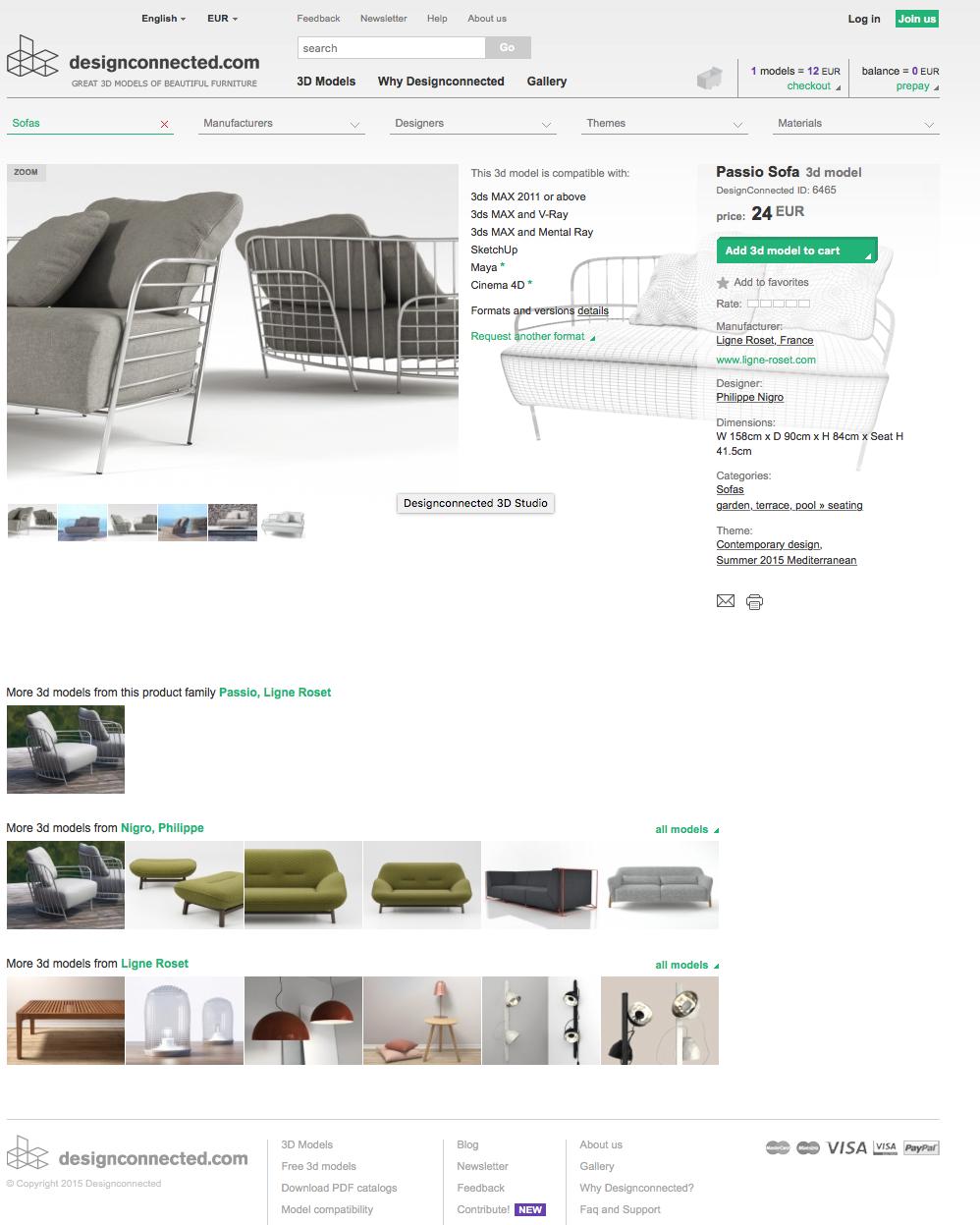 Designconnected - Nimasystems Ltd
